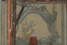 prace konserwatorskie VIII etap sezon letni 2014 w kościele pw Niepokalanego Poczęcia Najświętszej Panny Marii w Łopatynie